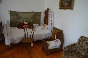 Ukázky ze života krajanů v minulosti - muzeum Češko Selo