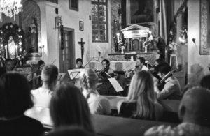 Česko Selo - kostel