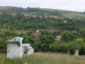 Rumunský Banát - Gernik, křížová cesta