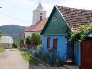 Rumunský Banát - Bígr