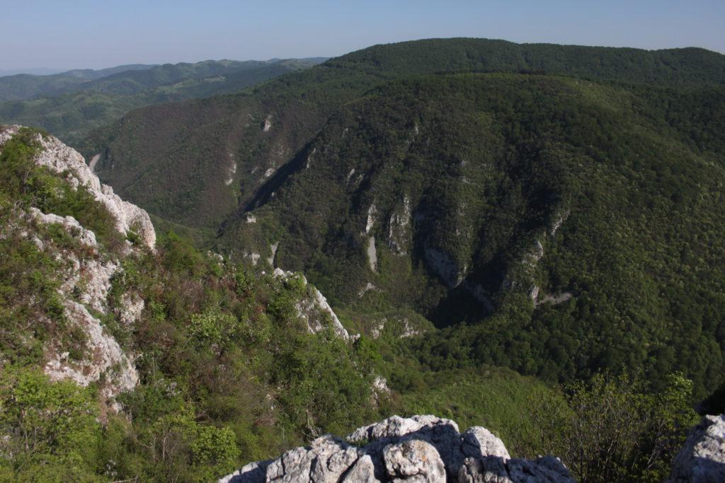 Národní park Djerdap
