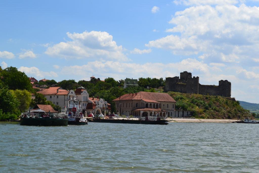 Ram - přívoz a turecká pevnost