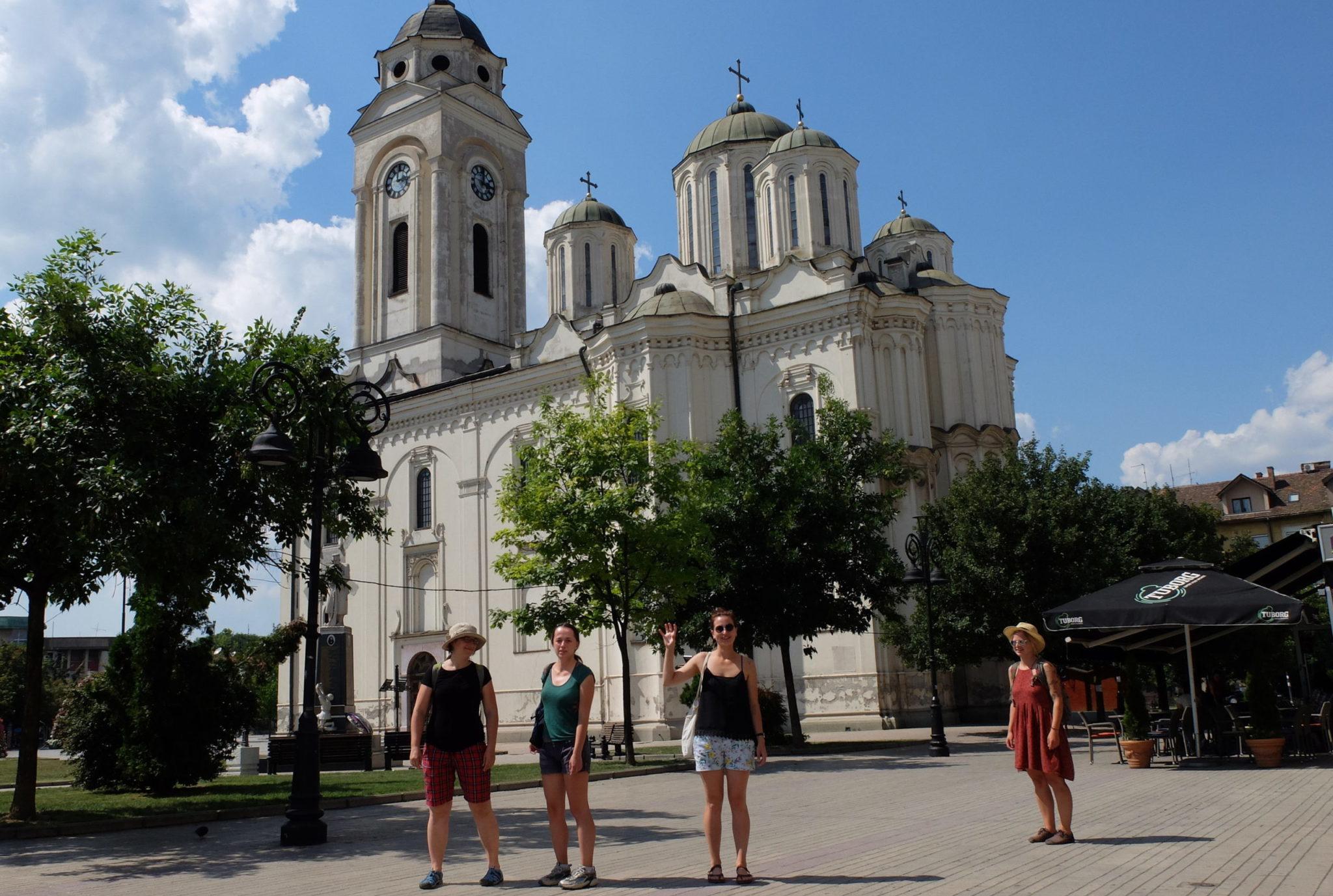 Smederevo - kostel sv. Jiří
