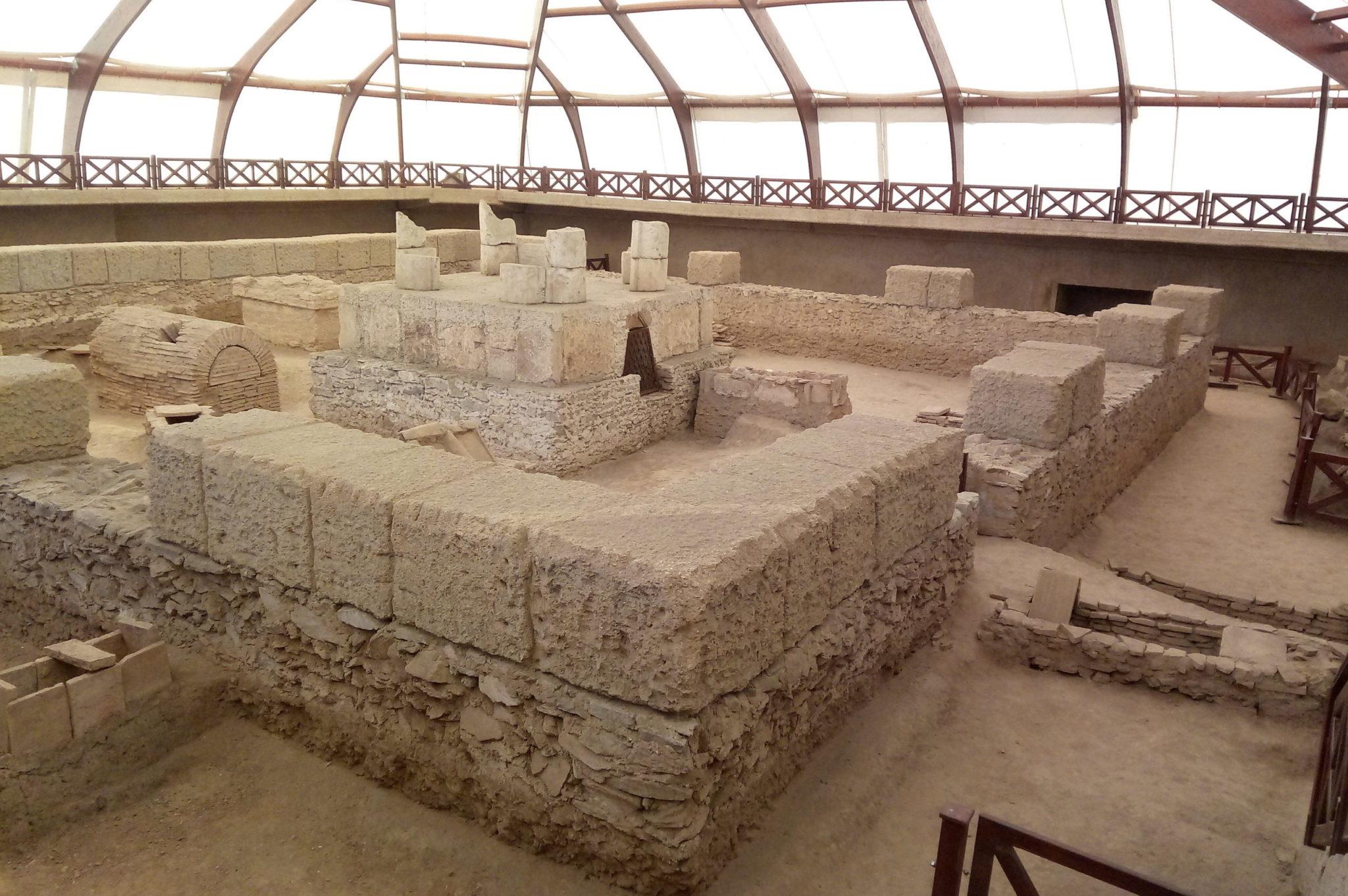 Viminacium - římské město