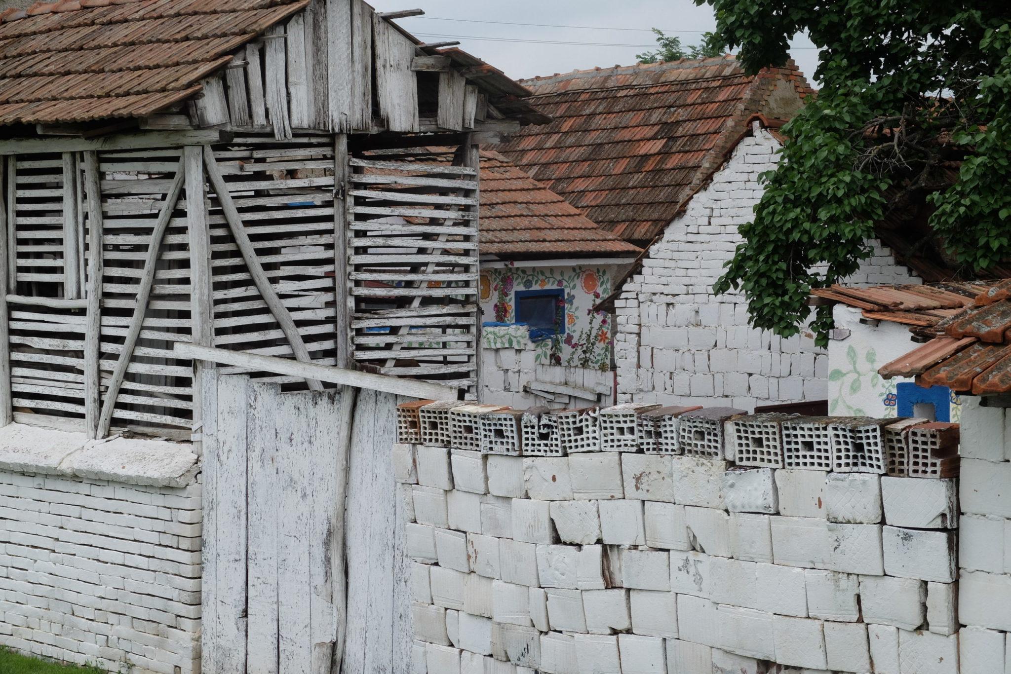 Vesnice Jasenovo