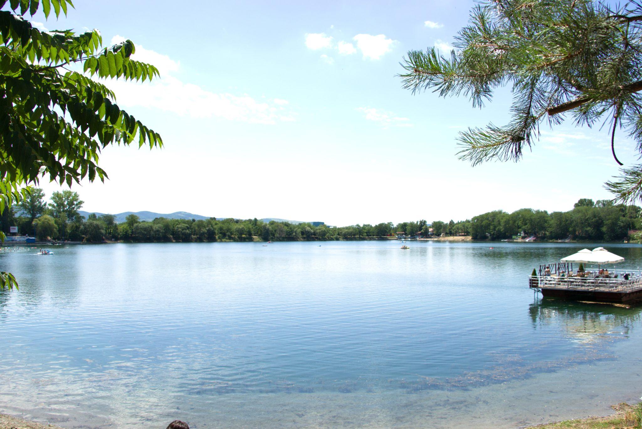 Bela Crkva - jezera