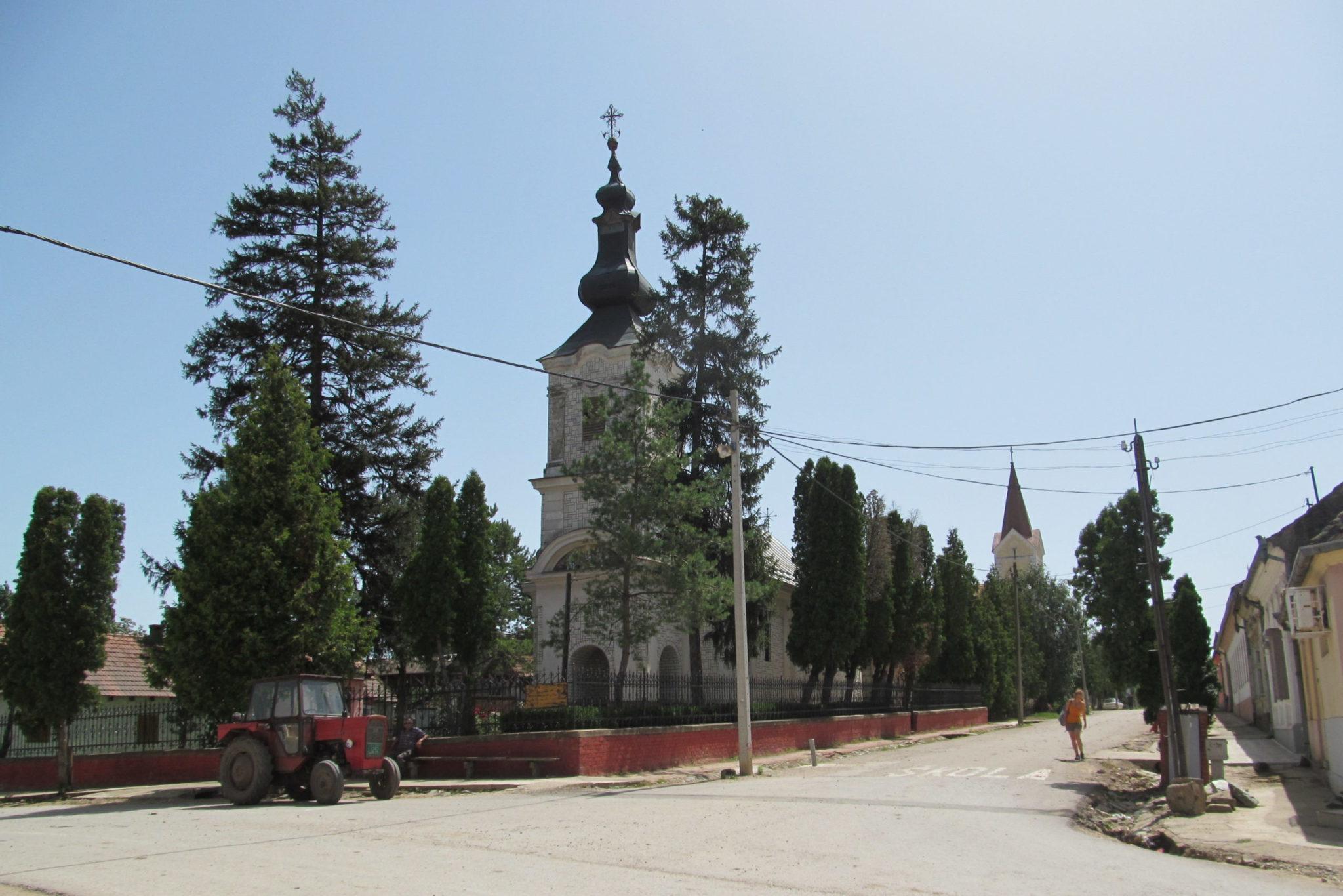 Kostel sv. Dimitrije