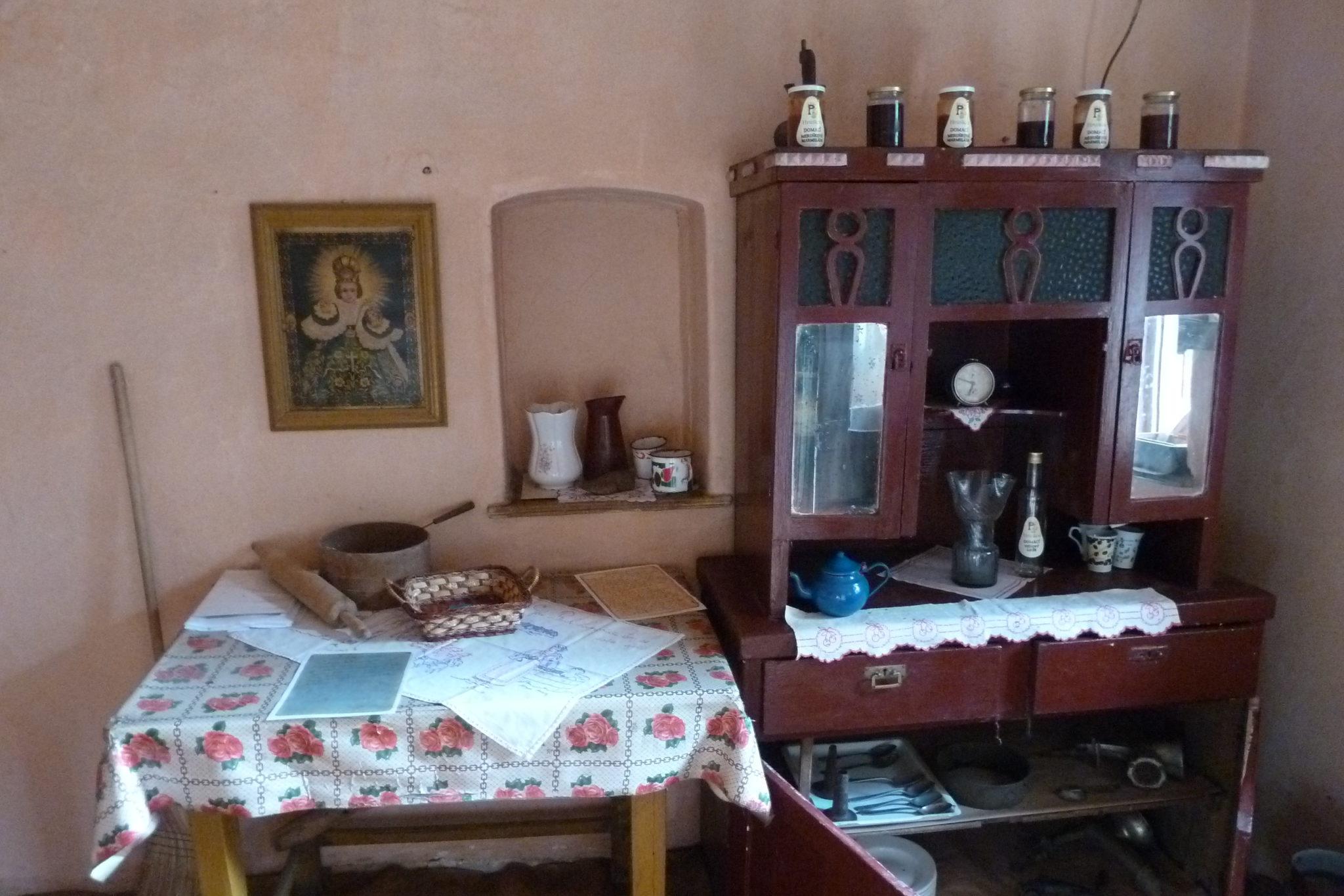 Etno kuča - interiér