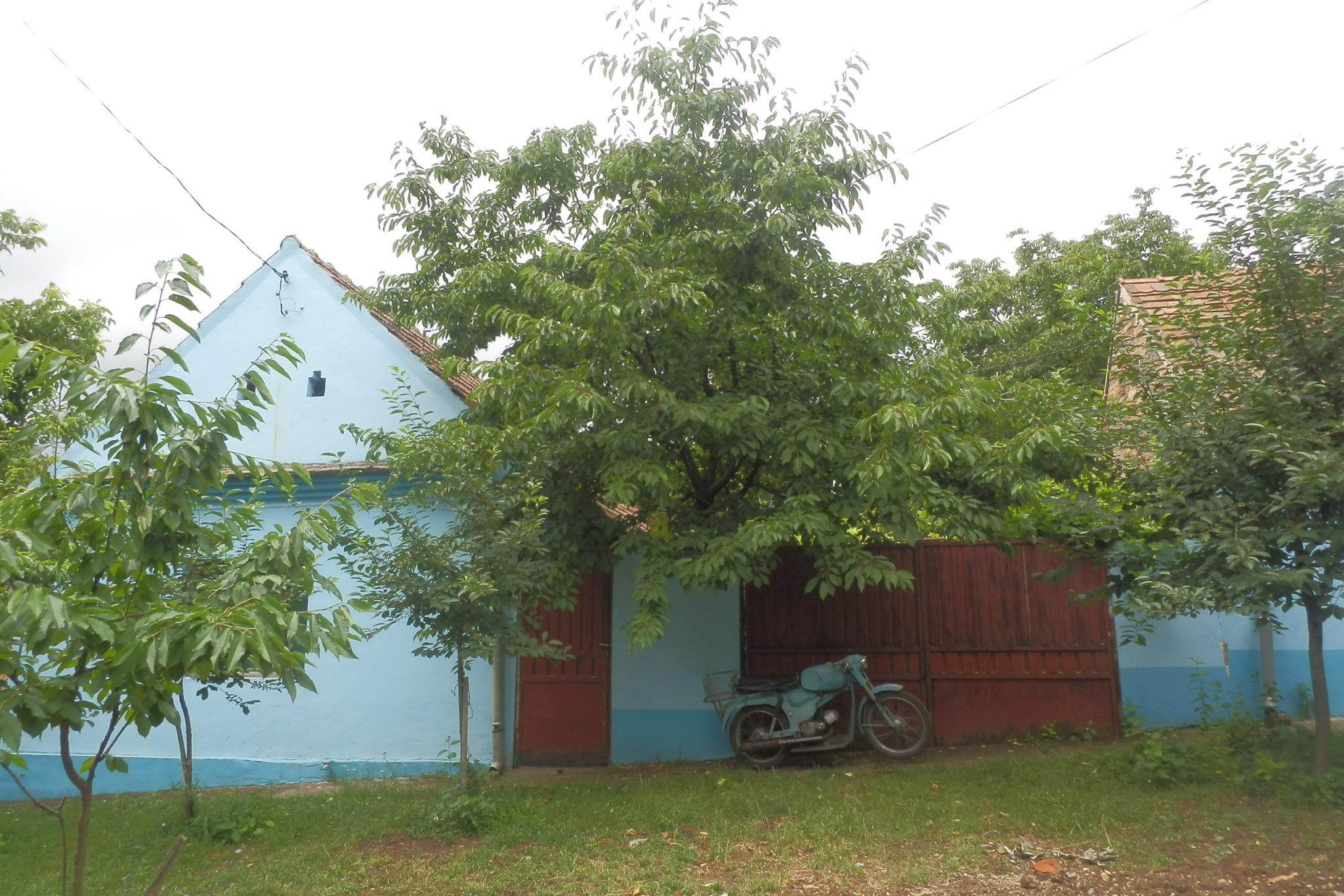 Tradiční dům v Česko Selu
