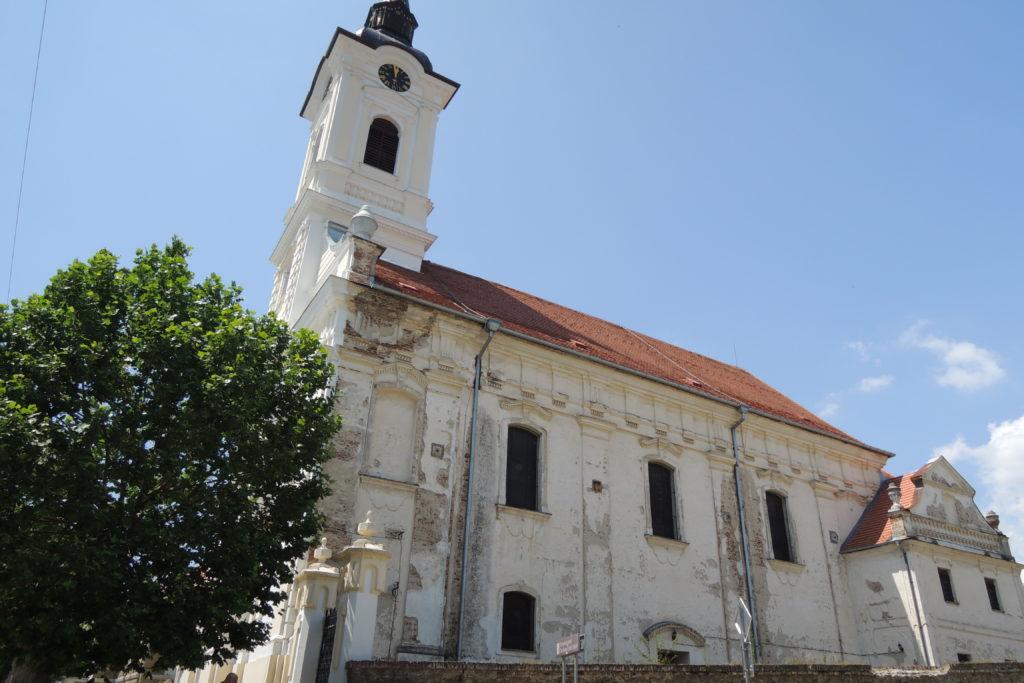 Římsko-katolický kostel sv. Anny