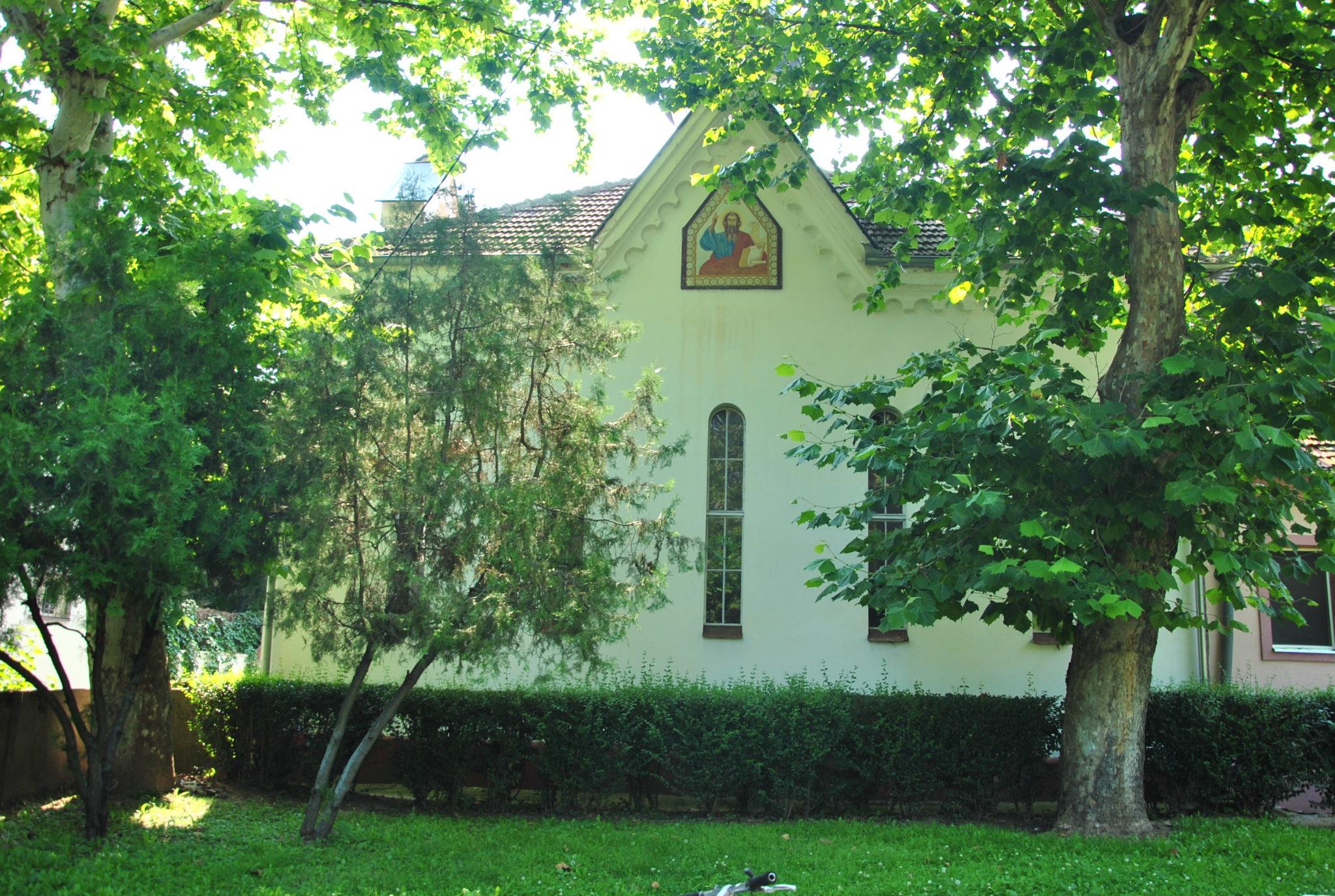 Ruký pravoslavný kostel