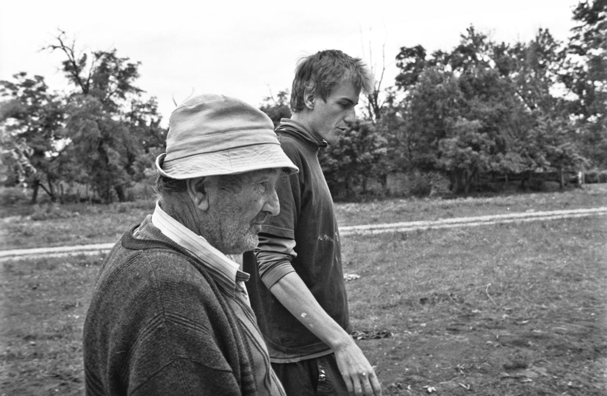 Předávání příběhů v Češko Selu