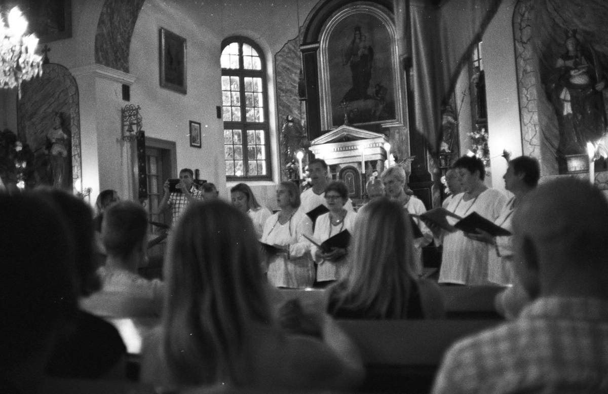 Slavnost v kostele