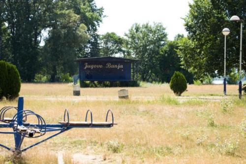 Jugovo - bývalé rekreační středisko o Smedereva