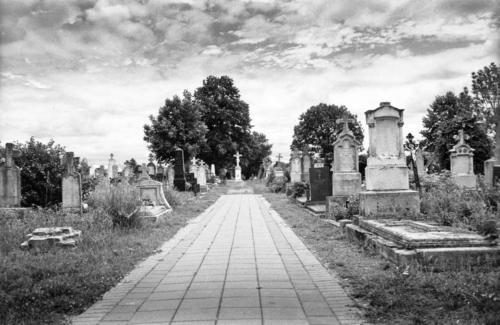 Hřbitov v Bele Crkvi