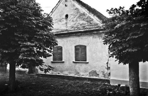 Tradiční stavení v Češko Selu
