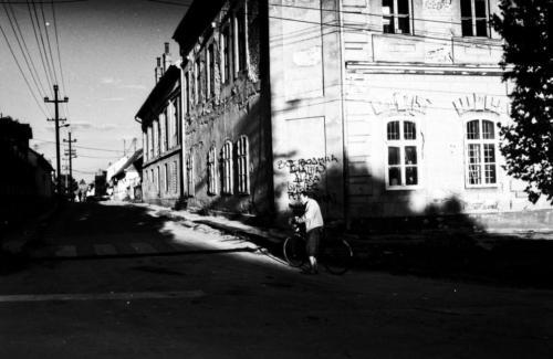 Bela Crkva - ulice směřující do centra