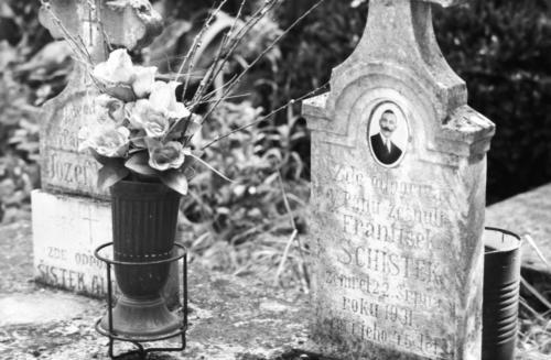 Hřbitov v Češku Selu