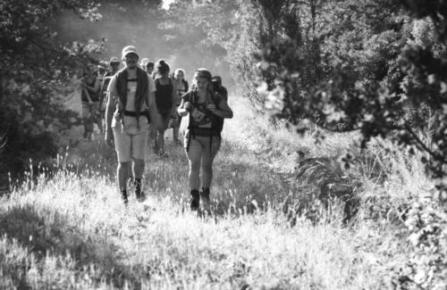 Putování okrejem Deliblatské peščary