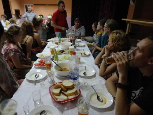 Kruščica - setkání s krajany